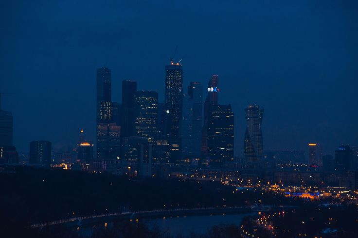 Moscow city by Victor Yastrebov on 500px