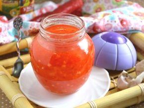 Китайский сладкий соус чили