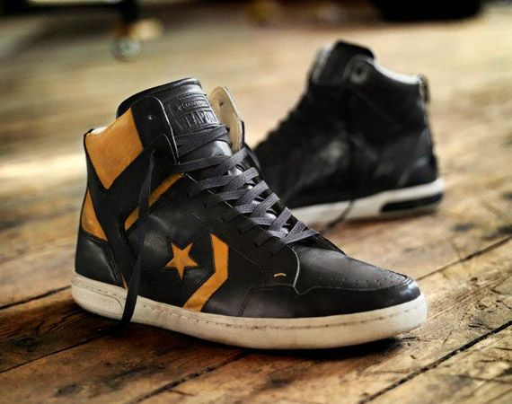 "CONVERSE by John Varvatos – ""The Weapon"""