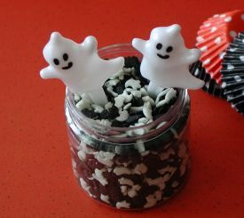 Puffy Ghost Pics by KreativeBakingShop on Etsy