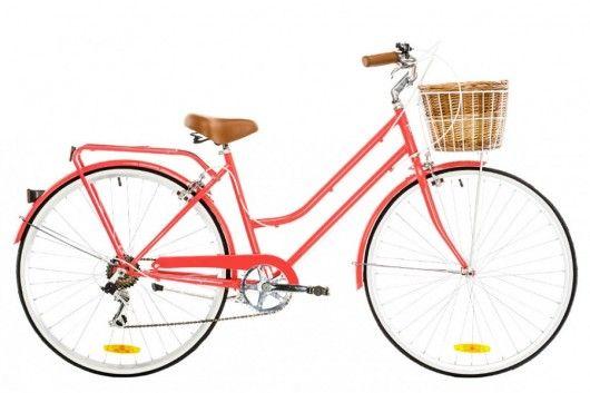 Bicicleta Reid Classic Plus 7V watermelon