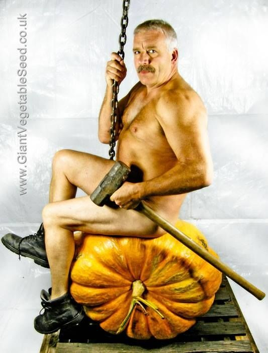 He came in like a ... oh, I can't even. I think he wins both the Miley memes and the pumpkin memes.
