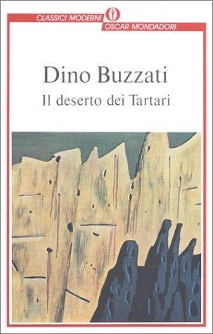 Il deserto dei tartari, Dino Buzzati