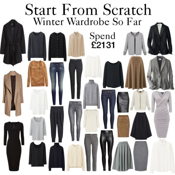 Start From Scratch - Steps 1 - 16 by charlotte-mcfarlane on Polyvore featuring Uniqlo, H&M, Oasis, Hobbs and Laura Ashley