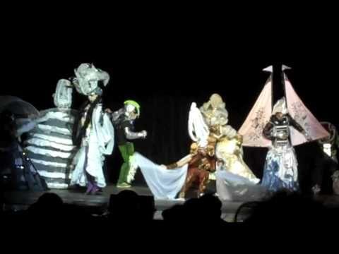 Театр Мод Чувашской республики. Казань 2009 - YouTube