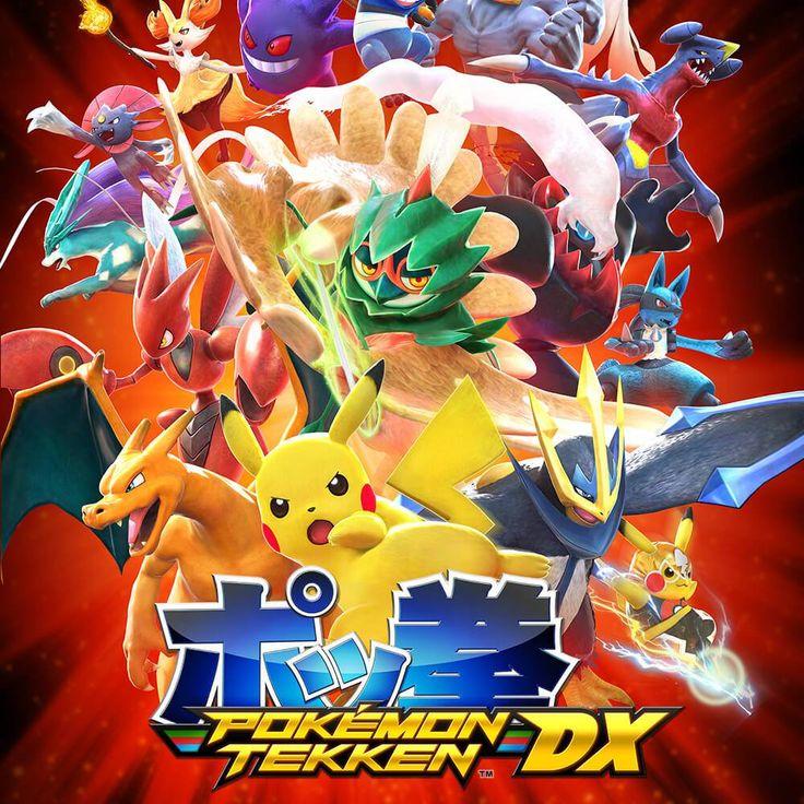 Pokémon Tekken DX- Ferrum Liga Gameplay NintendoSwitch    https://www.youtube.com/watch?v=hr95xGD51fc    Jetzt kannst du den Kampf überall ausfechten und beliebige Besitzer vonPokémon TekkenDXherausfordern– in einem fesselnden Kampfspiel fürNintendo Switch, bei dem Pokémon gegen Pokémon antritt!              Ohne Umschweife in den Kampf  Du übernimmst