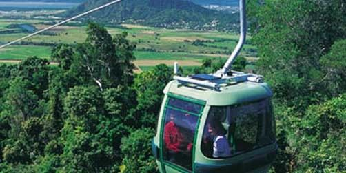 Kuranda Village - Scenic Train & Skyrail Package Enquire http://www.fnqapartments.com/package-cairns-family-breakaway-package/area-cairns/  #CairnsHolidayPackage