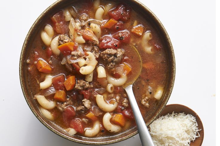 Five Soups for Runners | Warm, Beef soups and The o'jays