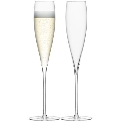 Kieliszki do szampana Savoy od LSA
