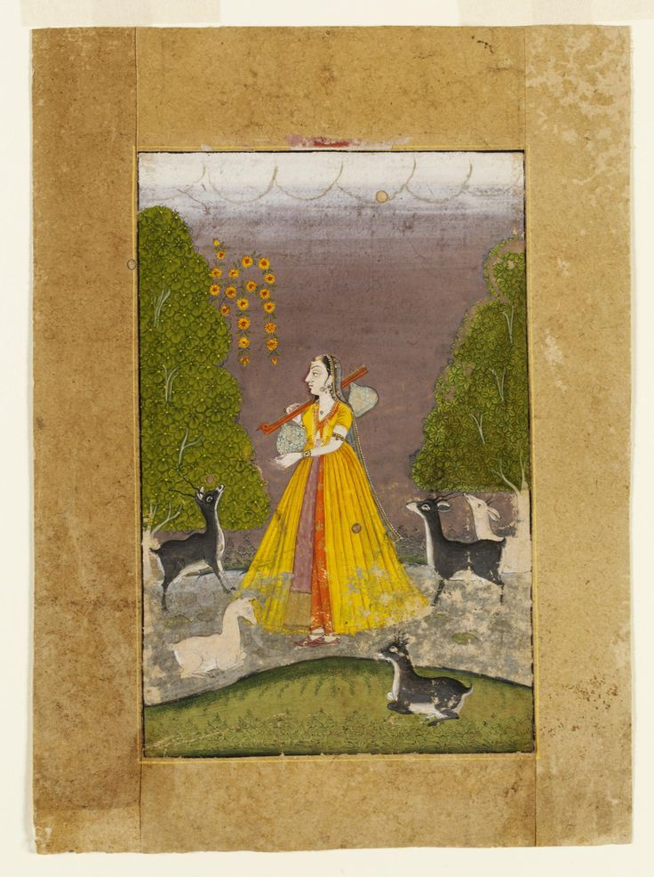 17 Best Images About Indian And Mughal Miniature Painting