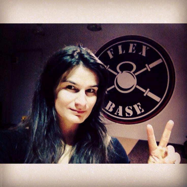 Flex Base has been just opened ;-)!  #behindthescenes #selfie #Flexgym #flexbase #weightlifting #liftingislife #budapest