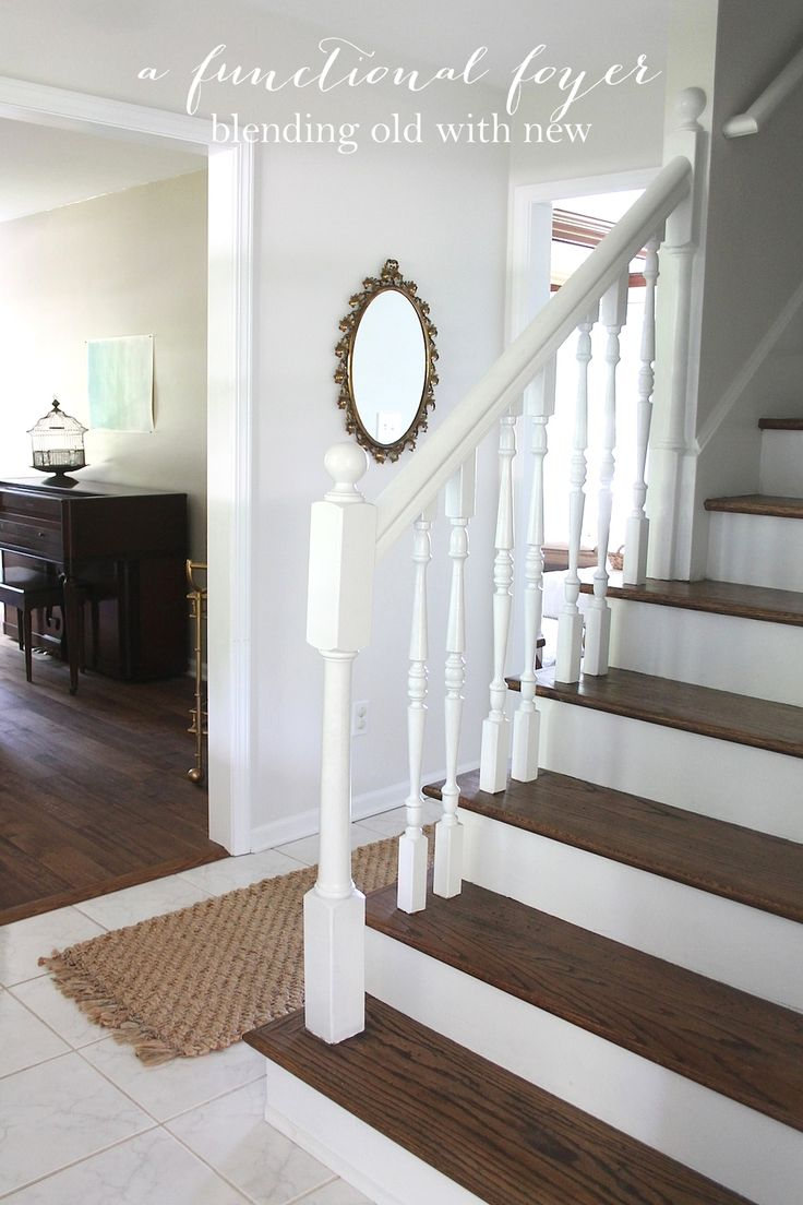 The foyer is the space that first welcomes guests and sets the tone for the rest of your home. Use these tips to design an inviting, functional foyer that blends old and new with warmth and charm.