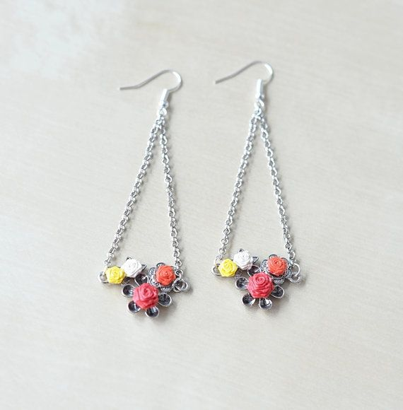 Quilling Papers Earrings: 17 Best Ideas About Quilled Roses On Pinterest