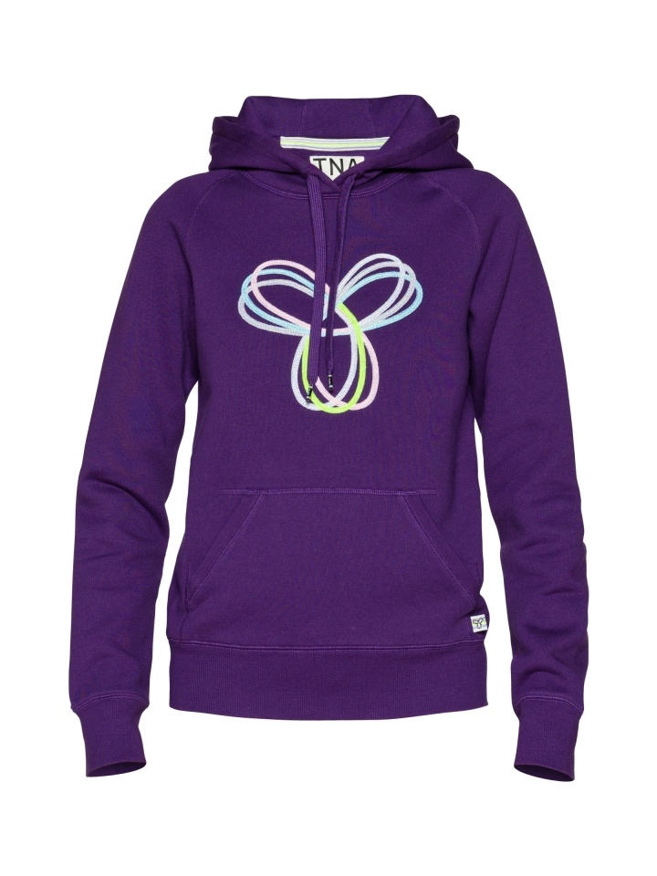 TNA Pullover Hoodie with Infinity Spiro