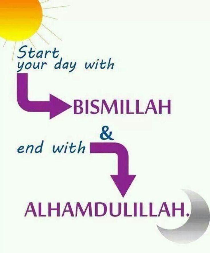 Bismillah  Alhamdulillah ♥