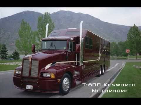 17 best images about big rig toy hauler on pinterest for Peterbilt motor coach for sale