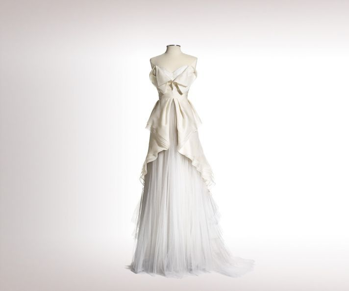 Bianca Neve? Cenerentola?  Non so ma mipiace!  J. Mendel 2013 Collection