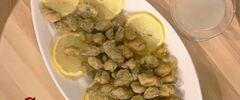 Cuochi per caso...o per forza!!: Cozze Fritte da I Menù di Benedetta