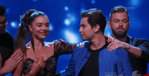 New trendy GIF/ Giphy. abc dancing with the stars dwts jake t austin. Let like/ repin/ follow @cutephonecases