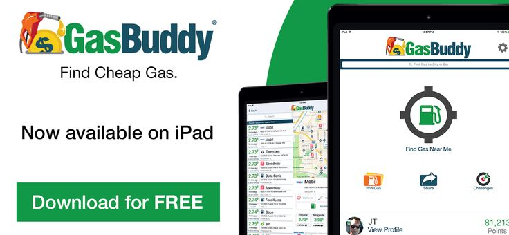 GasBuddy.com - The most useful app ever.  Find Low Gas Prices in the USA and Canada