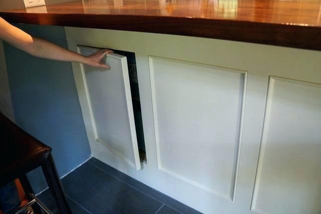 Image Result For Knee Wall Hidden Door Knee Wall Loft Room Hidden Door