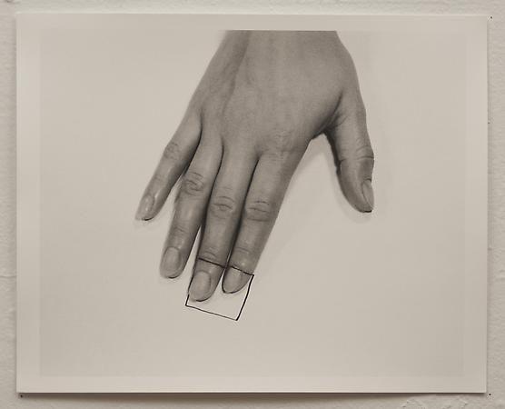 Liliana Porter, The Square III, 1973