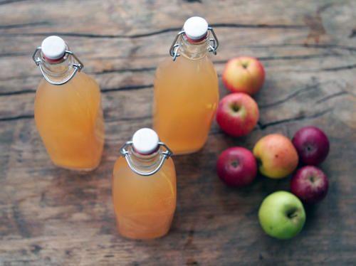 Kuten mustar omenat