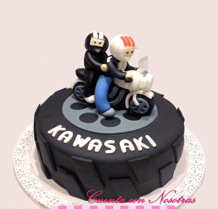 Torta Moto Moto Cake