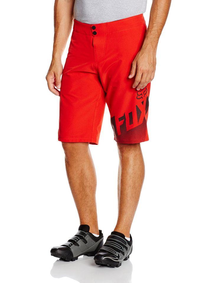 Fox Racing Altitude Shorts - Men's Red, 36