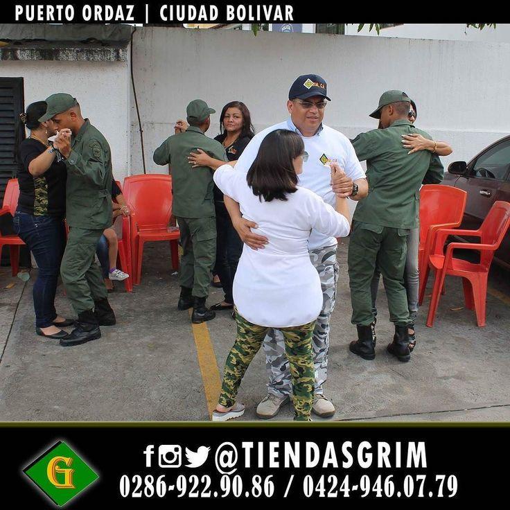 Nuestro equipo compartiendo en la inaguración. de#TiendasGrim#Bolivar. Contáctanos y realiza tus pedidos.#GNB#Venta#Bolivar#Guayana -  #TiendasGrim#Venta#Uniformes #GNB#Venta#Pzo#Guayana #Venta#GNB#Armada #Pzo#Trebol#Guayana#Venta #Pzo#Venta#Tienda#GNB #Equipo#GNB#GNB#Pzo #Uniformes #Bordados #Armadavenezolana #armada #navy #infanteriademarina #infantesdemarina #competenciamilitar #btr80 #soldados #rusia #militar #Utensilios #Guayana #TiendaMilitar  #hechoenvenezuela #pzocity #bolivar…