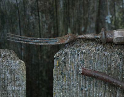 Fork. Another life / Вилки. Другая жизнь. #fork; #art; #cutlery; #photo #вилка; #искусство; #фотография