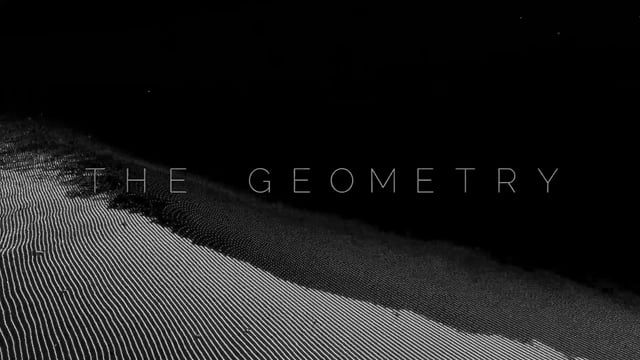Interactive audio visualization  https://www.behance.net/gallery/33196999/THE-GEOMETRY  Software : Touch Designer Unity Arena TouchOSC
