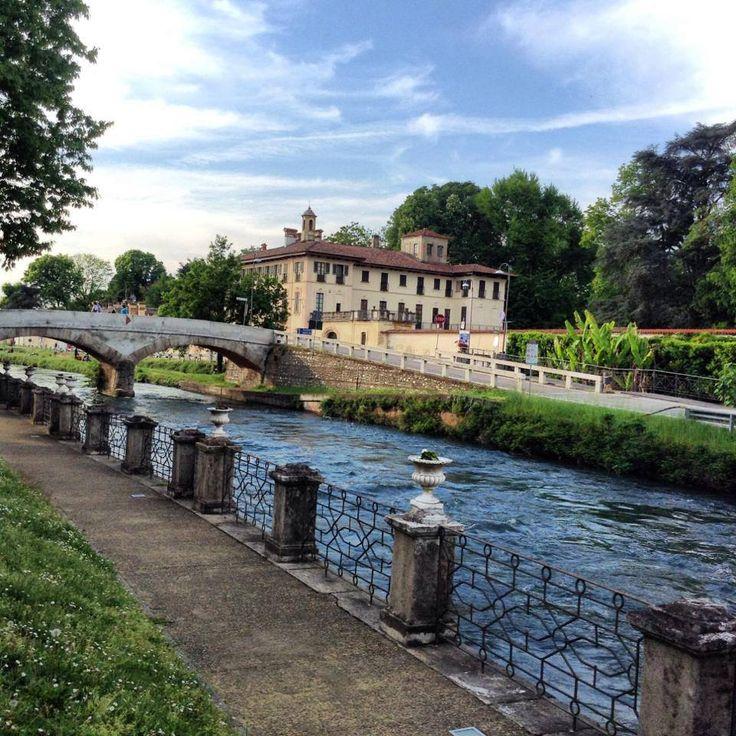 Villa Visconti. Cassinetta di Lugagnano (MI)