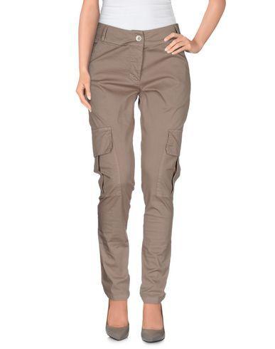 SARAH JACKSON Women's Casual pants Grey XL INT