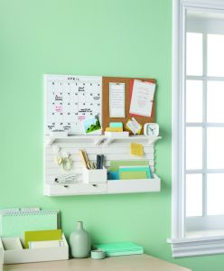 Martha Stewart Home Office Wall Organiser | In The Playroom