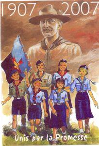 Les Scouts d'Europe - 100 ans du scoutisme