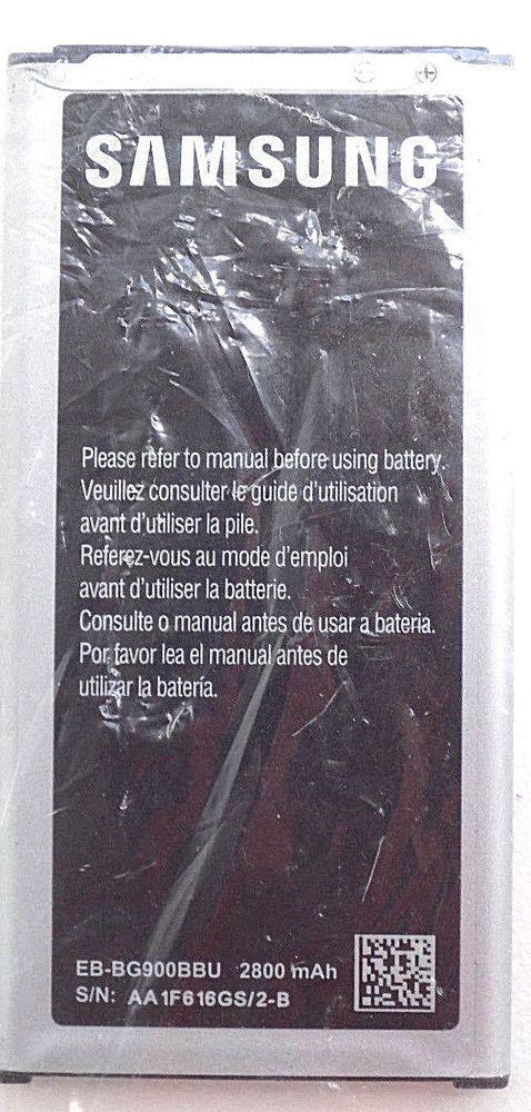 Samsung OEM 3.8v Li-ion Cell Phone Battery EB-BG900BBU #Samsung