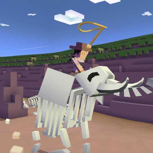 Je suis devenu ami avec Squeléphant dans Rodeo Stampede https://itunes.apple.com/us/app/rodeo-stampede/id1047961826?ls=1&mt=8