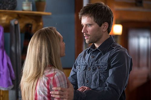 Amy and Ty - Season 7 | Heartland | Pinterest | Seasons