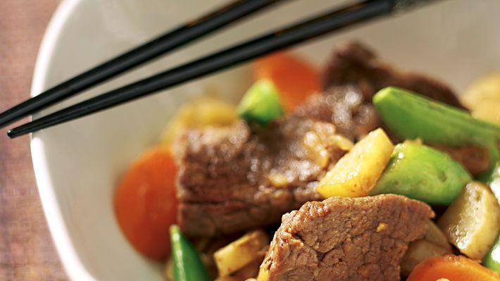 MatPrat - Niku Jaga - kjøtt og poteter