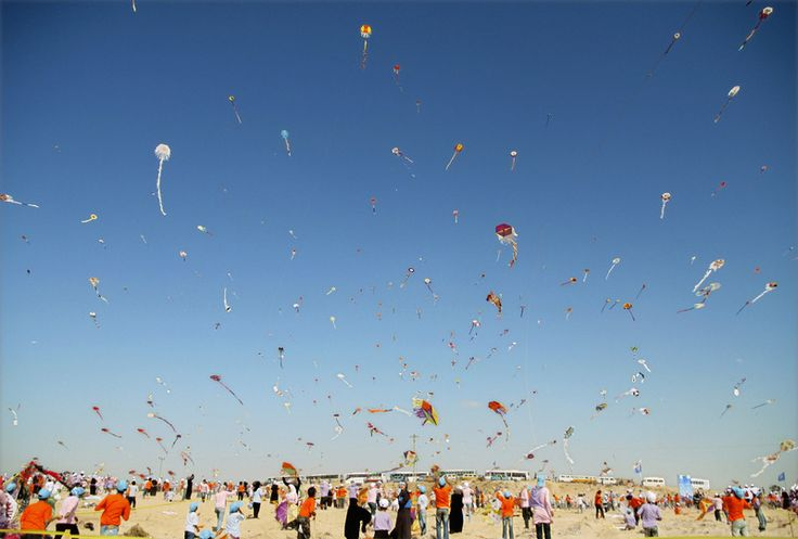 Flying Kites  Kite flying is one of the top 10 childhood memories for everyone…