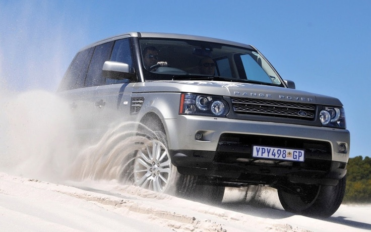 Range Rover Off Road