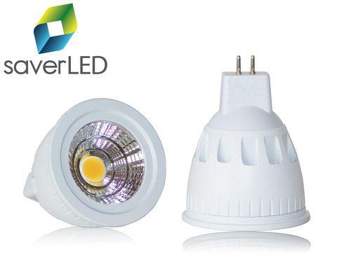 Foco led spotlight 6w dimeable led cob saverled mr16 - Foco halogeno led ...