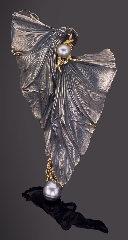 Goliath Wings Pendant - Gilbert Albert