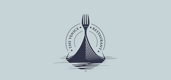 30+ Really Cool Restaurant Logos | iBrandStudio