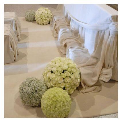addobbi floreali per chiesa Bohem - fotografie di matrimonio www.maisonstudio.it ©