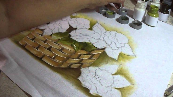 Pintando FOLHAS com Sorayacarneiro-artes