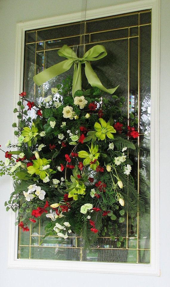 Spring Wreath Southern Spring Wreath Summer by SimpleJoysofLife, $69.00