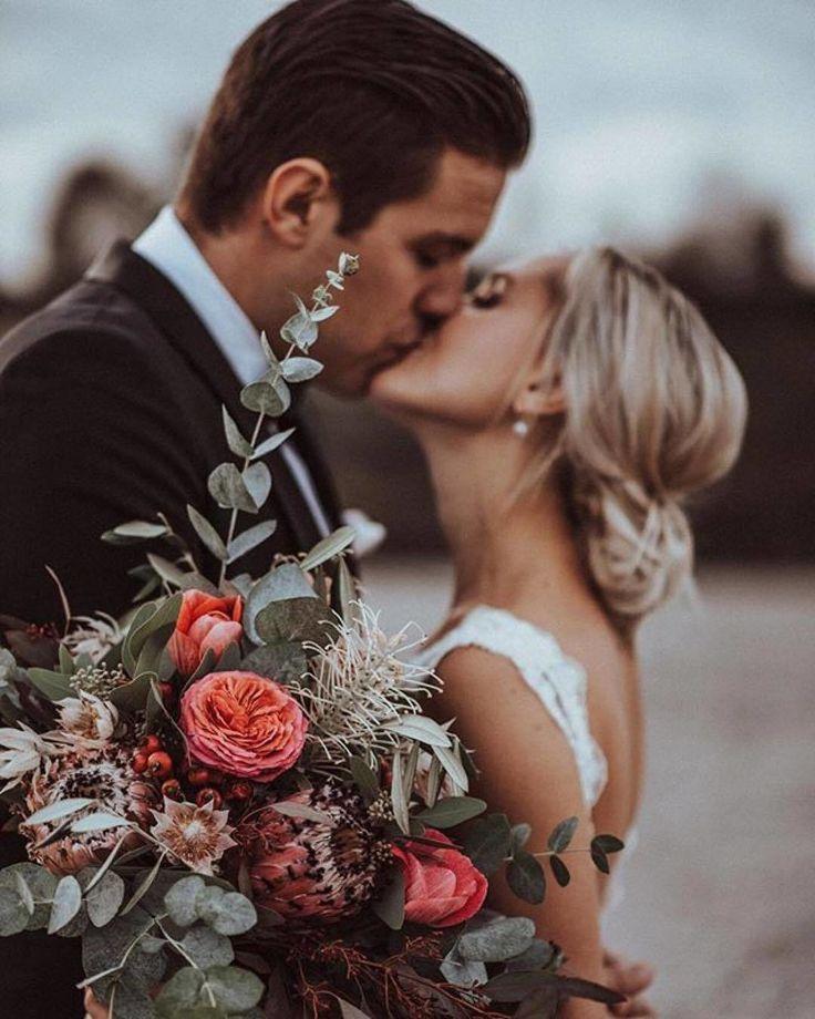 Eine wunderschöne Hochzeitsaufnahme, die uns verzauberte. Lieben Sie das auch? Doppeltippen! 😍 A …