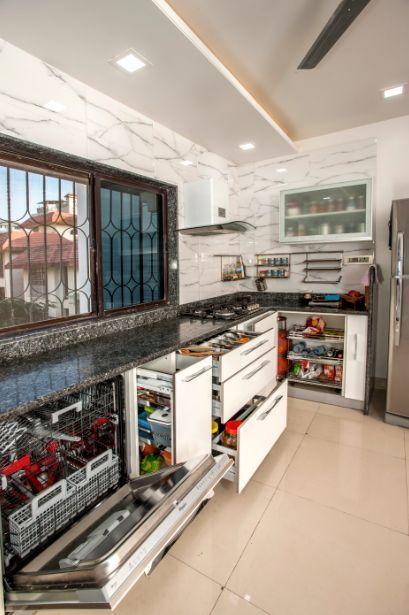 High class modular kitchens at attractive prices. #Modular #kitchen #Pune #Order